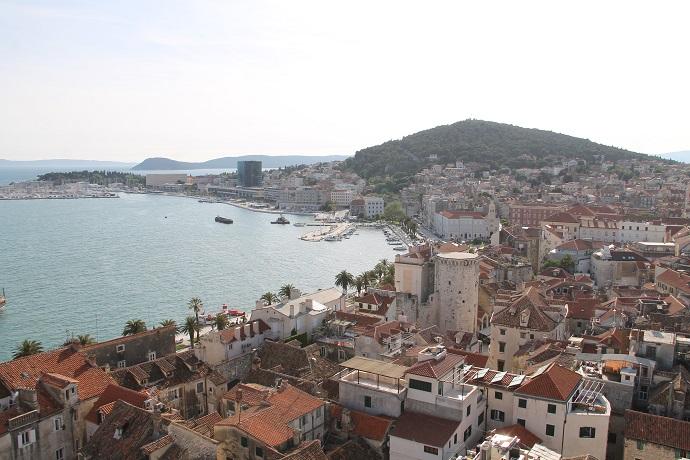 Split, Kroatia: näköalapaikat lasten kanssa