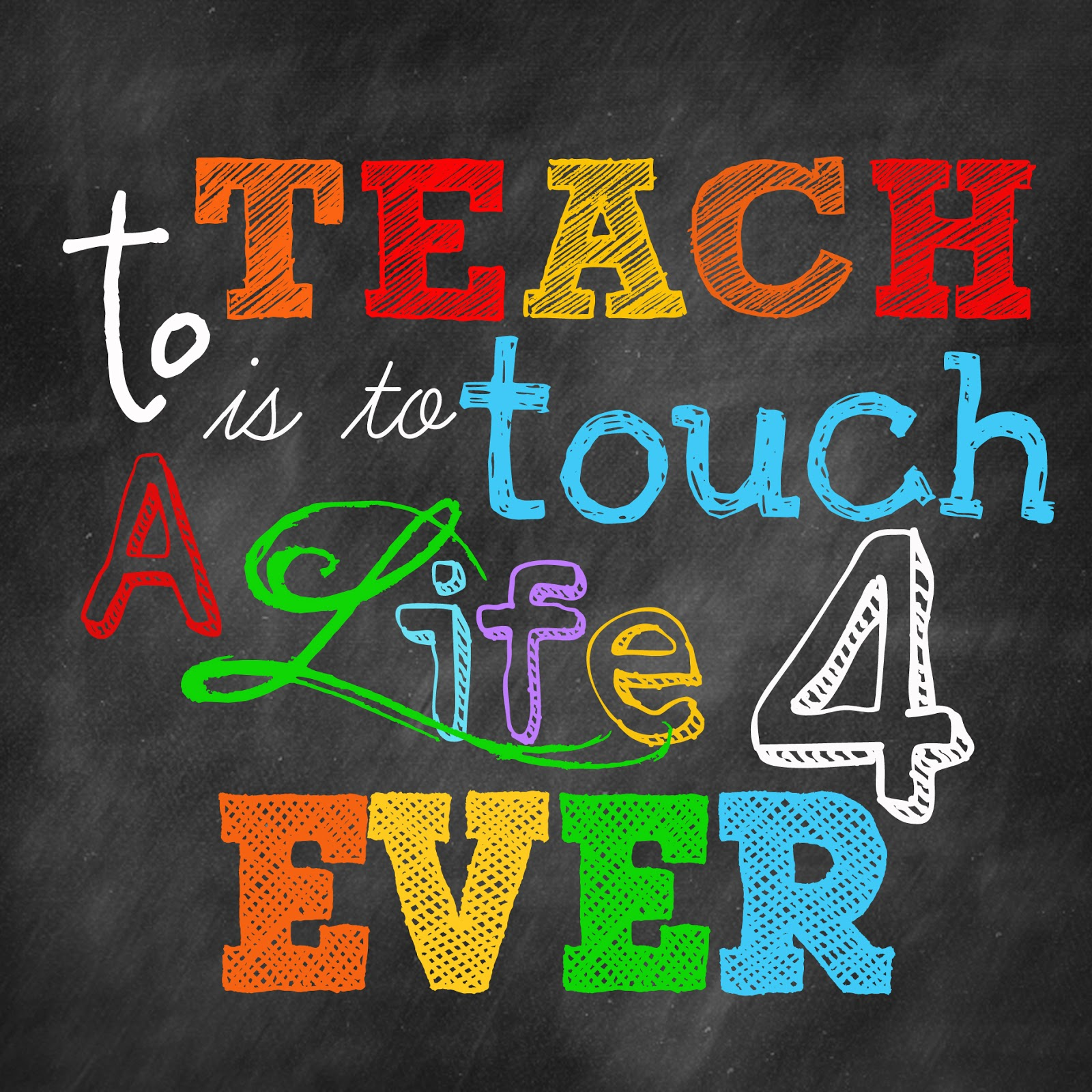 Teacher Appreciation Tags Get You An A For Effort