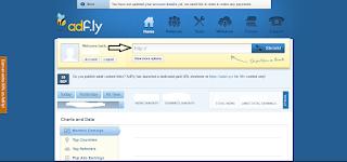 Cara dapat uang dari AdFly