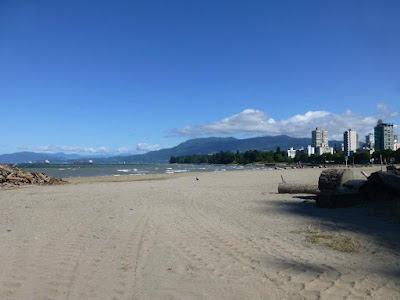 English Bay Beach