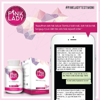 Testimoni Pink Lady Body Perfection Original