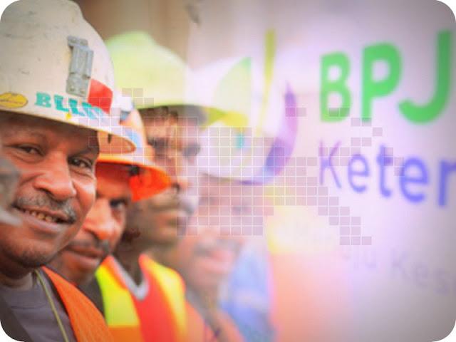 BPJS Klaim Bayar Tenaga Kerja Biak Numfor Hingga Rp500 Juta