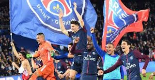 PSG Juara Liga Prancis 2017-2018