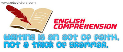 English Comprehension-1