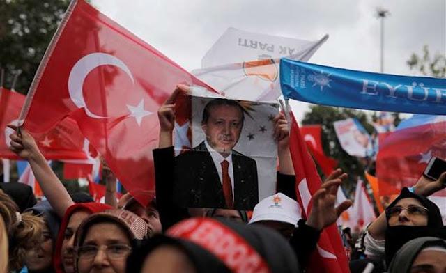 Οι τέσσερις προκλήσεις του Ερντογάν
