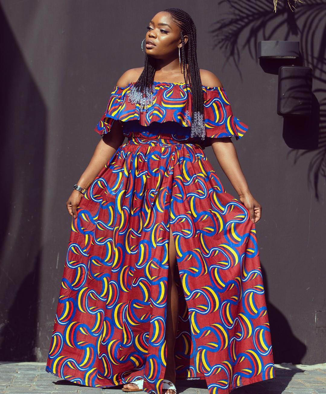Beautiful Ankara Styles For The Plus Size Ladies