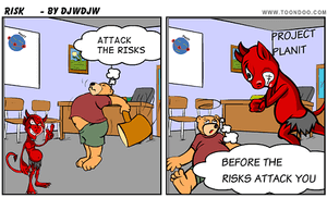 Attack the Project Risks