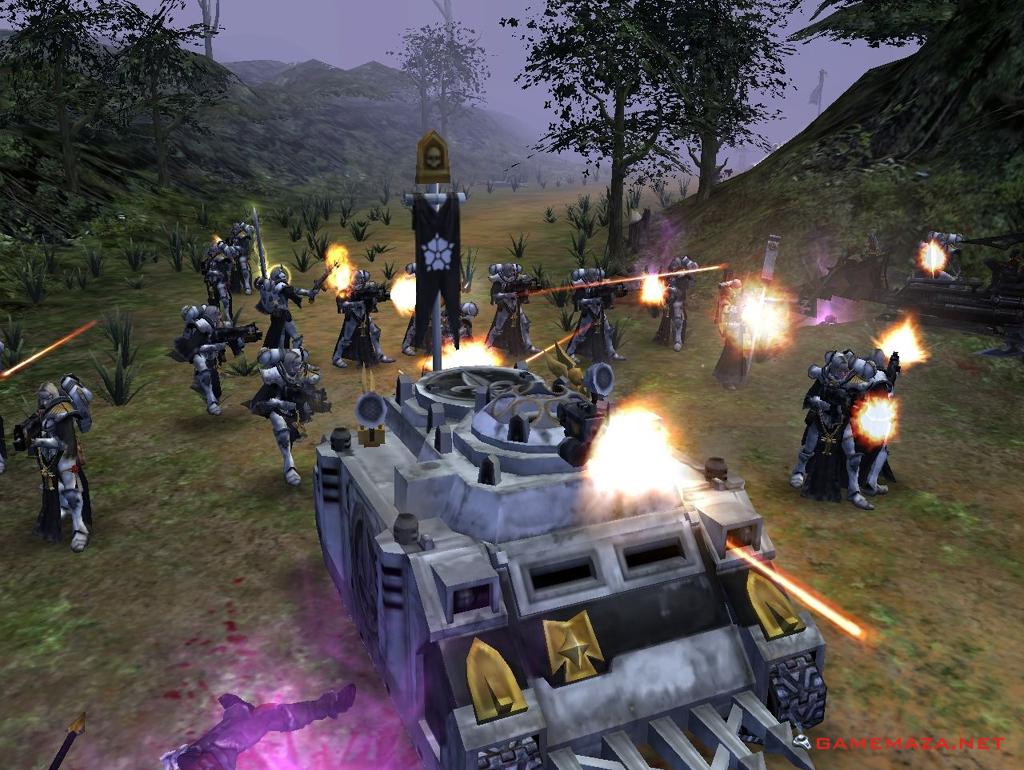 Warhammer 40 Dawn Of War - Soulstorm PC Mods