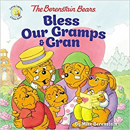 Review - The Berenstain Bears: Bless Our Gramps & Gran
