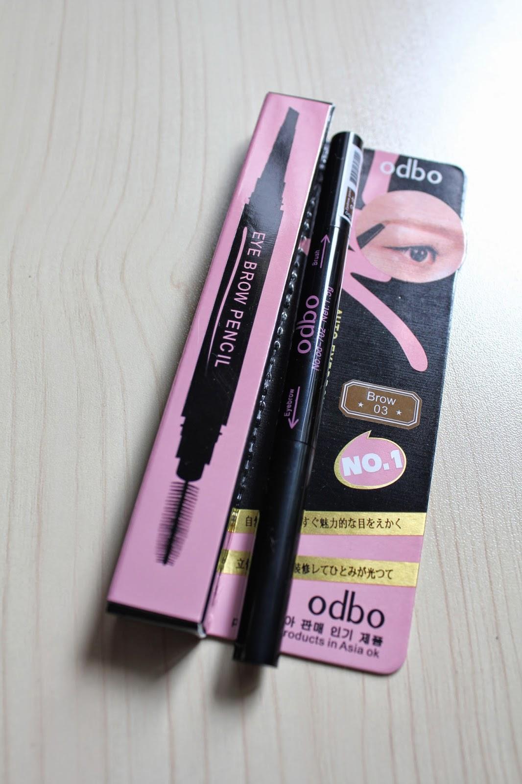 ดินสอเขียนคิ้ว Odbo