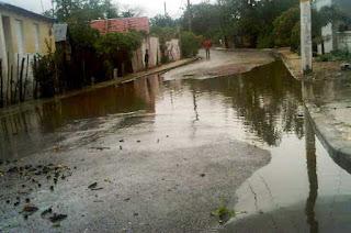 Increible!! Manos criminales buscan inundar al pueblo de El Peñón,en Barahona