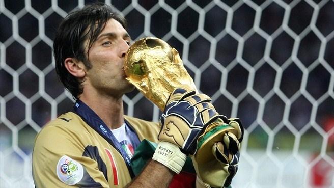 03d0cee7f4 Os 23 de Lippi  Gianluigi Buffon - Calciopédia