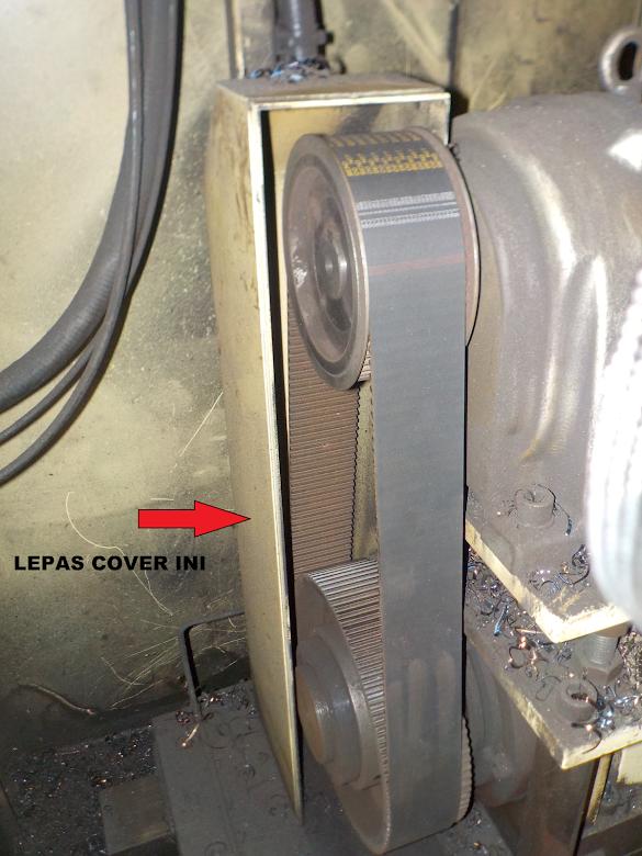 Cara Perawatan Mesin Bagian Motor Spindle