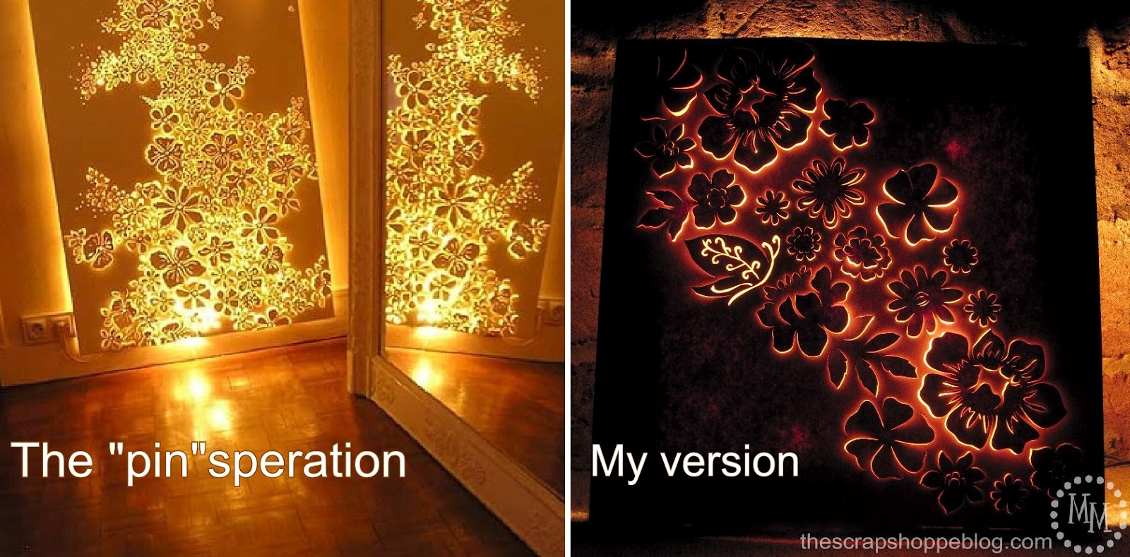 Christmas Light Up Wall Decorations | www.indiepedia.org