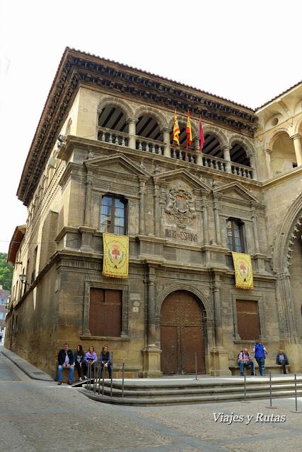 Ayuntamiento de Alcañiz, Teruel
