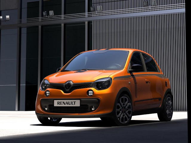 Renault Twingo GT: sport, but not too much