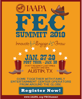 FEC Summit, IAAPA, iPlayCO, FEC Development,