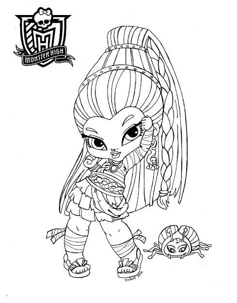 Baby Nefera De Nile By Jadedragonne