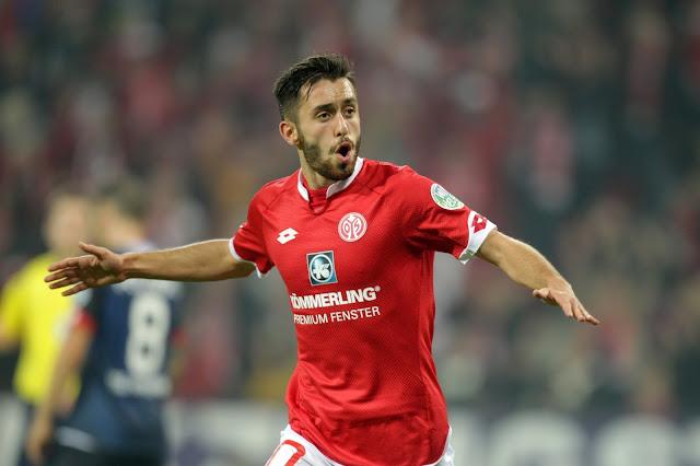 Yunus Malli Mainz Bundesliga Turquie Euro