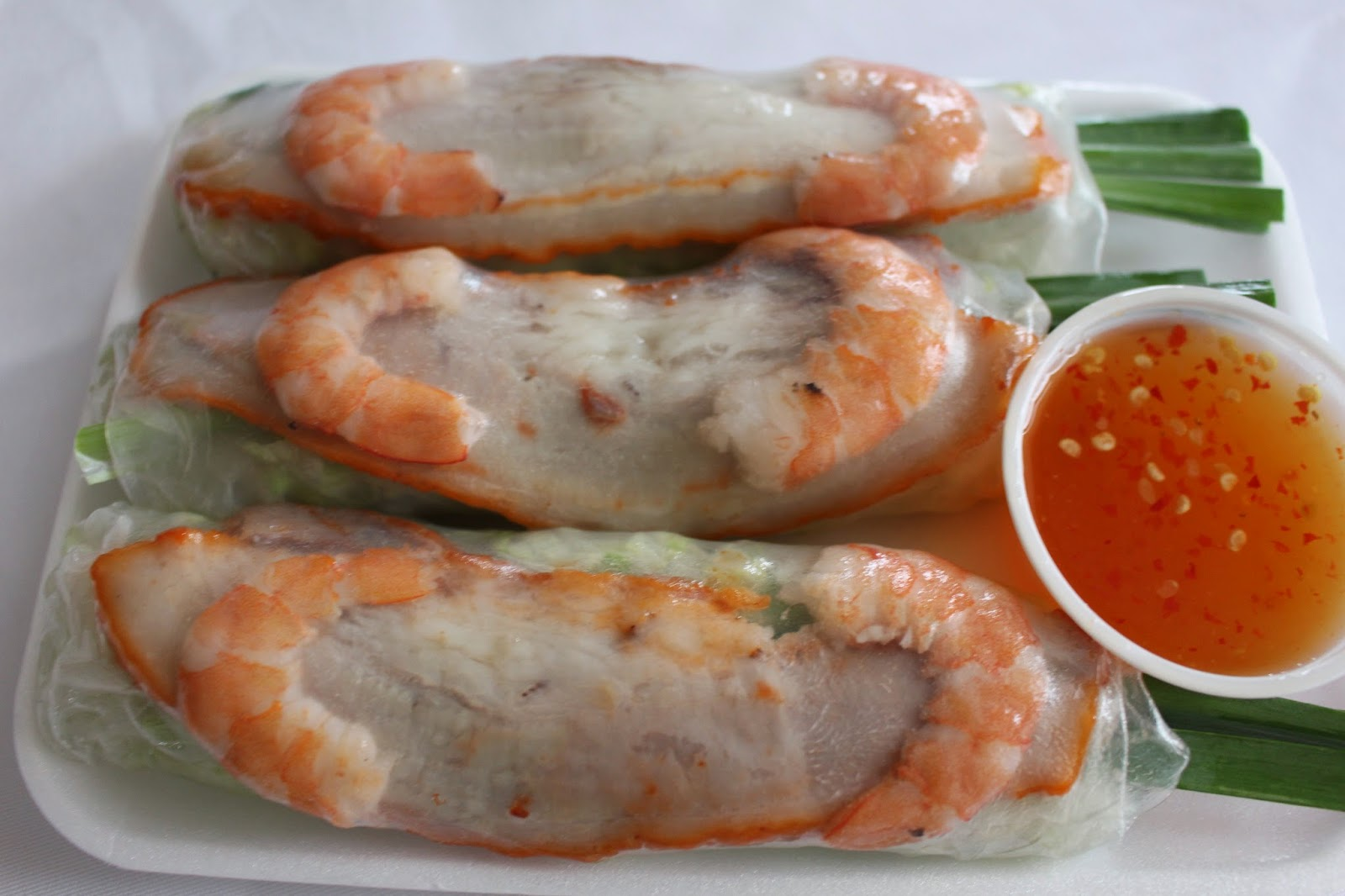 Mami Eggroll Banh Mi Sandwiches And More At Hong Cuc In
