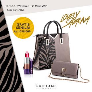 Promo Daftar Oriflame Febuari 2017 Rp 9900