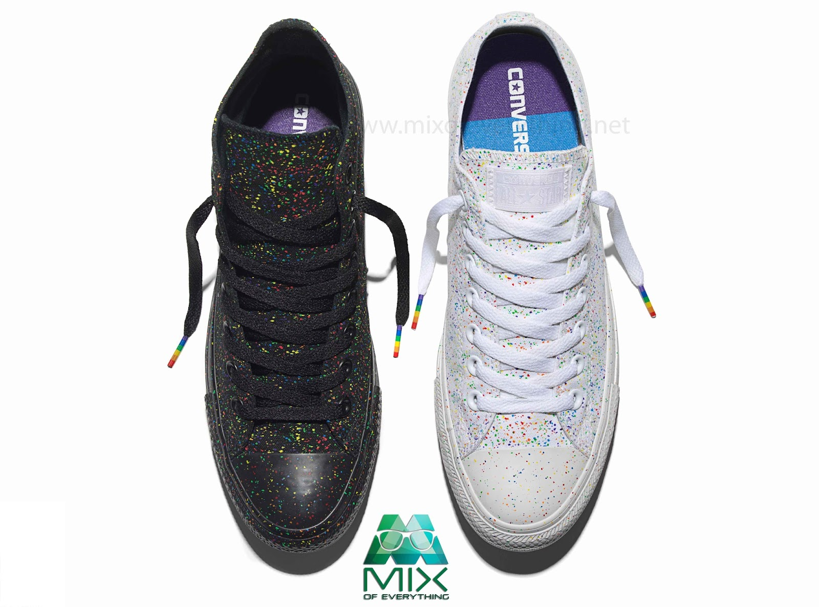 0821148fd7bf 2016 Converse Pride Collection - Hello! Welcome to my blog!