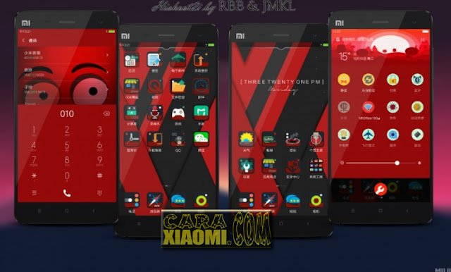 Link Download Thema Xiaomi MIUI Ale Ale Themes Mtz