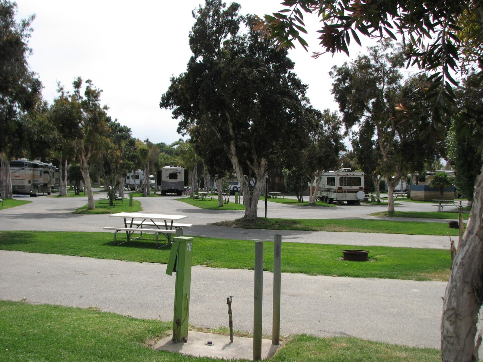 Ventura Beach Rv Resort Back In Business