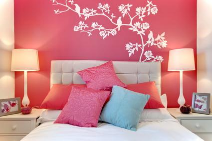 Pink Bedrooms Ideas 7