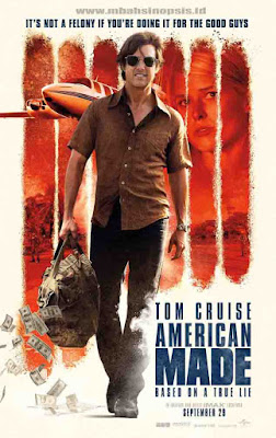 Sinopsis Film American Made 2017
