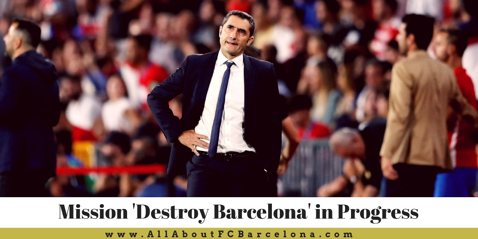 Will Valverde Really be able to Solve Barcelona's Latest Footballing Crisis? #Barca #Messi #ValverdeOUT