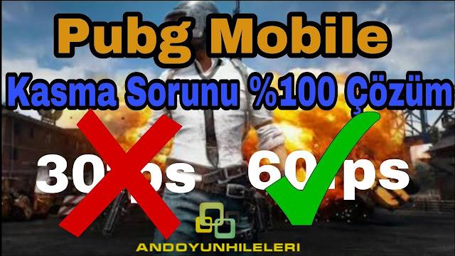 PUBG Mobile Telefon Kasma Sorunu
