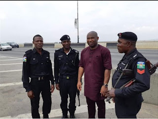 Pastor Shows Gratitude After Nigerian Police Did This For Him
