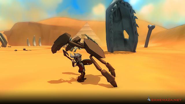 Cornerstone The Song of Tyrim Gameplay Screenshot 4