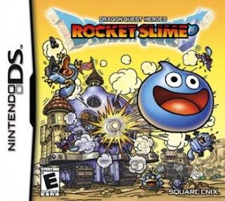 Dragon Quest Heroes Rocket Slime, NDS, Español, Mega, Mediafire