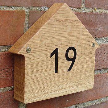 Números de casa - Idéias legais