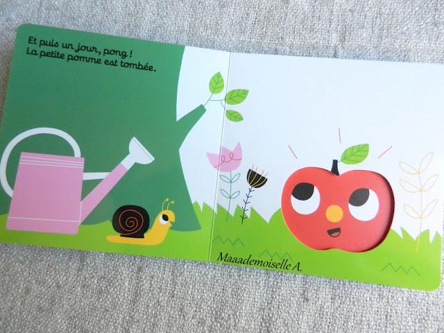 || Swap littérature jeunesse - Eté 2017 : Mes colis ; Roule petite pomme !