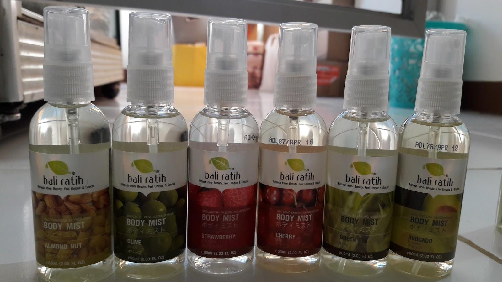 Bali Ratih Body Mist Lotion Punya 13 Aroma Yg Siap Ready Kapanpun Produk Ini Original Langsung Dari Yaps Siapa Ga Kenal Selain Pantai Indah