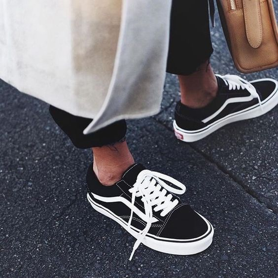 vans looks fashion style how wear