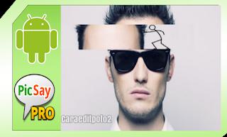 cara edit foto manipulasi picsay pro