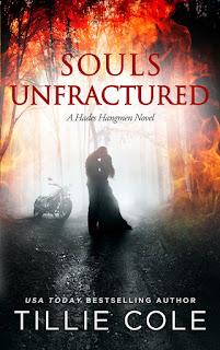 Livro Souls Unfractured - Autora Tillie Cole - Série Hades Hangmen
