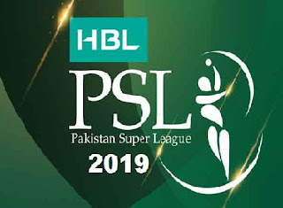 Pakistan Super league, draft, players, 2018, psl 2019, teams, squads.