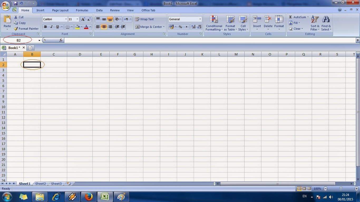 Tutorial Cara Cepat Belajar Microsoft Excel Level 1