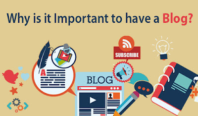Why Is It Important To Have A Blog On Your Website?