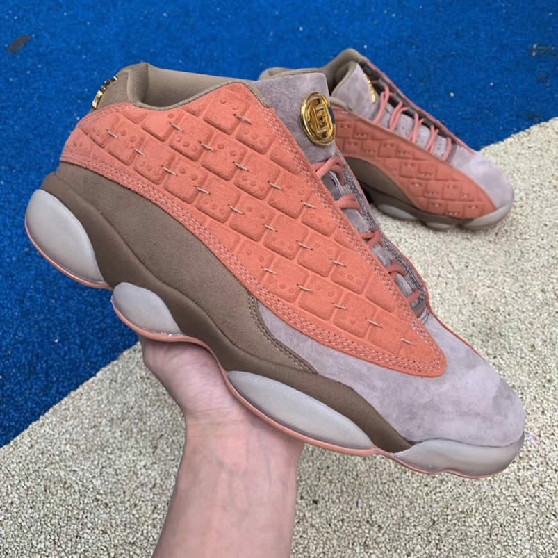 3c4ae26c945597 Clot x Air Jordan 13 Low  Terracotta Warriors  Shoes For Sale AT3102-200 -  www.anpkick.com