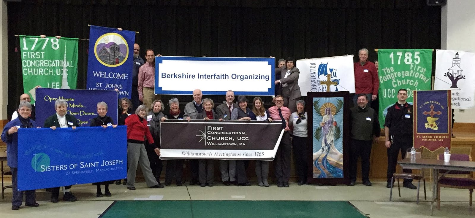 Berkshire Interfaith Organizing