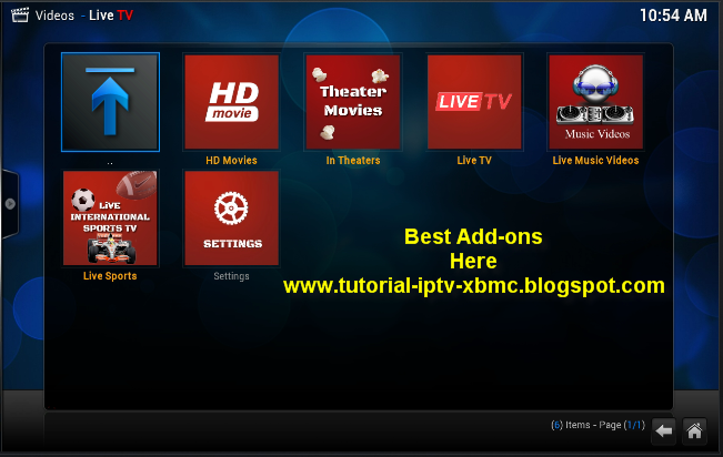 Download Romania Live Tv Kodi