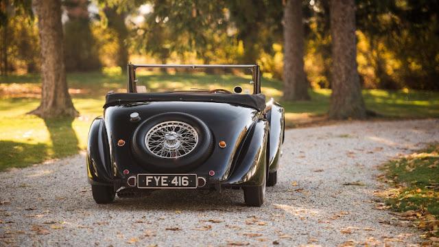 Bugatti Type 57S Cabriolet 1937 - Listo para ingresar a RM Sotheby's
