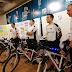Και οι αστυνομικοί με ποδήλατο στα Τρίκαλα!