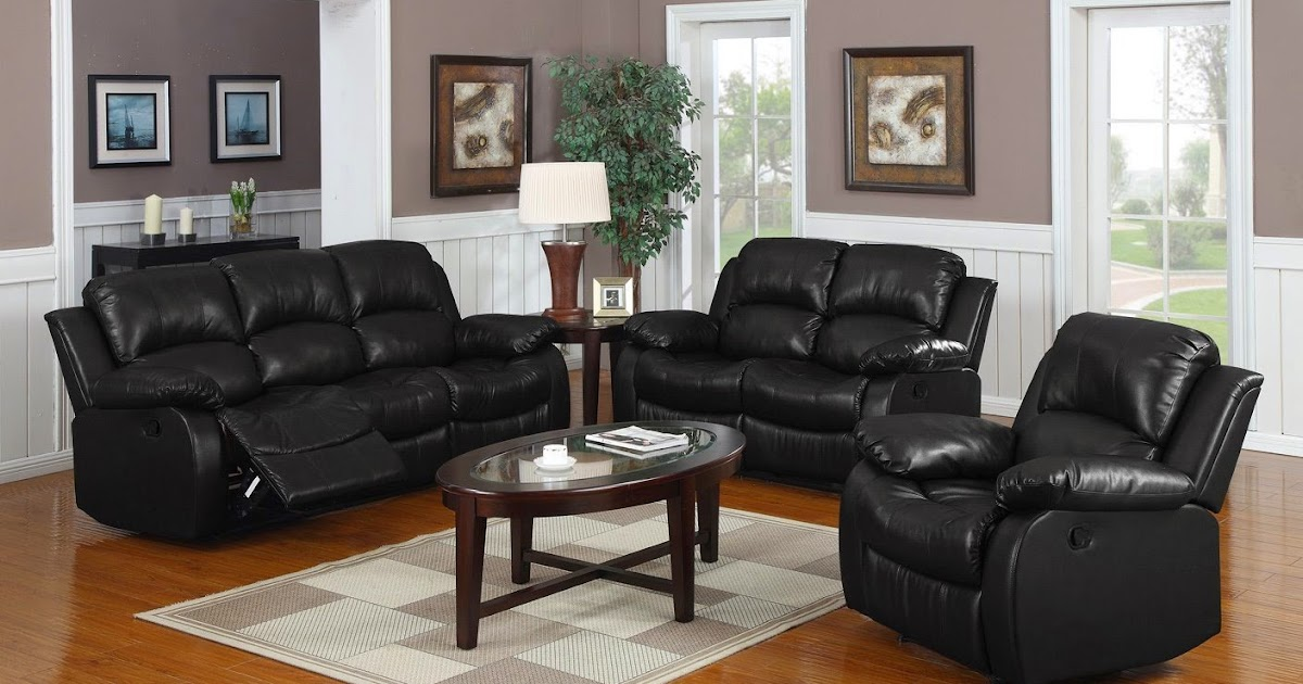 The Best Reclining Sofa Reviews Leather Reclining Couch Set